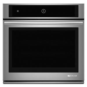 Jenn air jjw2427ds27 single wall oven with my creations for High end wall ovens