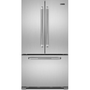 Jenn Air Jffcc72efp72 Counter Depth French Door Refrigerator With Obsidian Interior Furniture