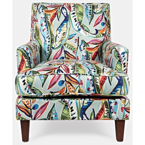 Jofran Accent Chairs Layla Accent Chair Furniture Barn