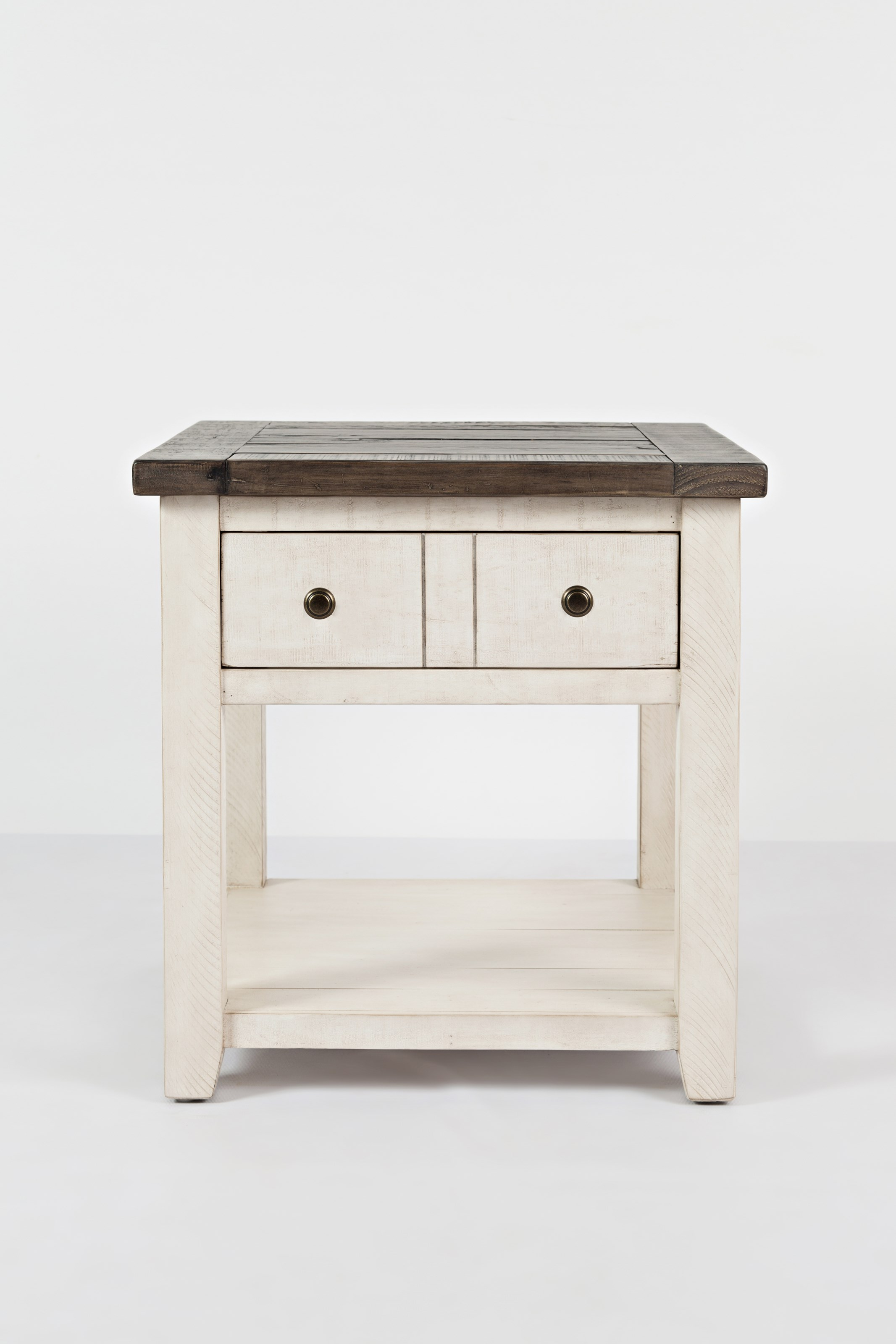 Madison County End Table by Jofran at Beck's Furniture