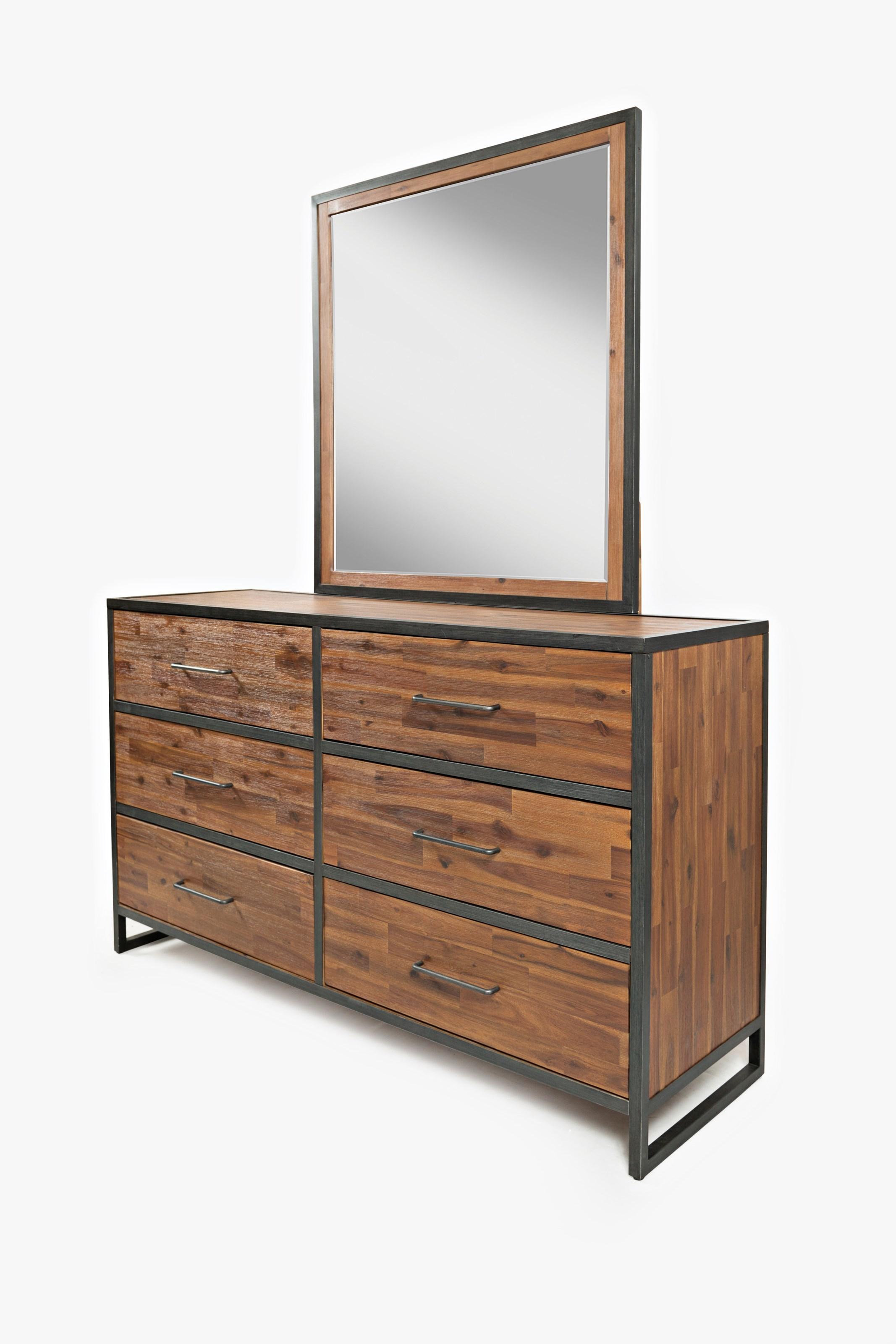 Sylvan mirror morris home dresser mirrors for Morris home