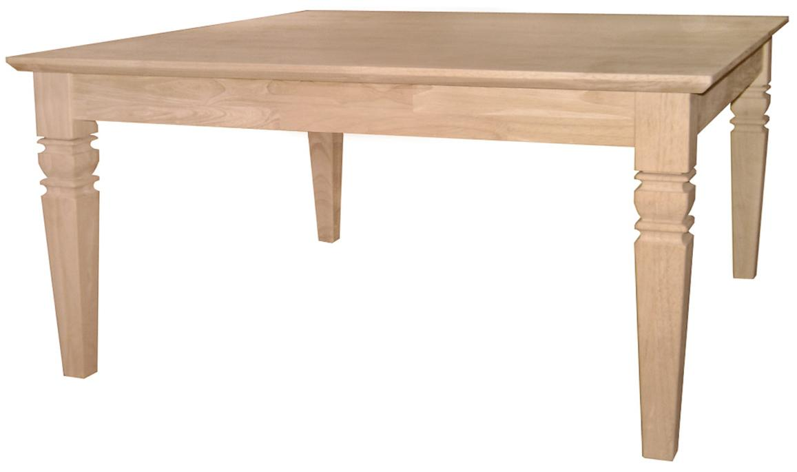 John Thomas Select Home Accents Java Square Coffee Table