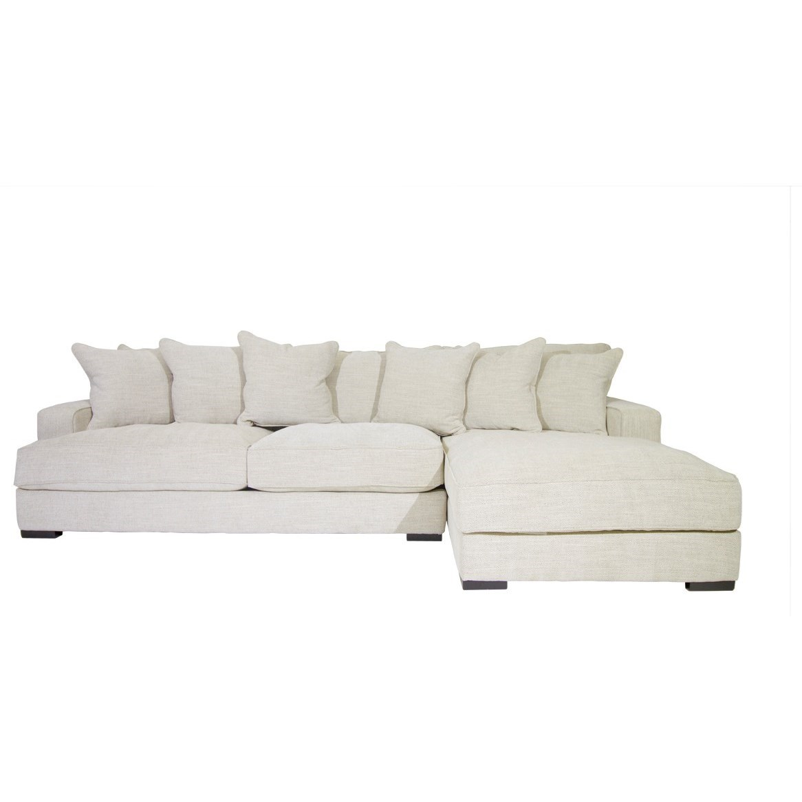 Jonathan Louis Axis Ii Contemporary Sectional Sofa With Chaise Bennett 39 S Home Furnishings