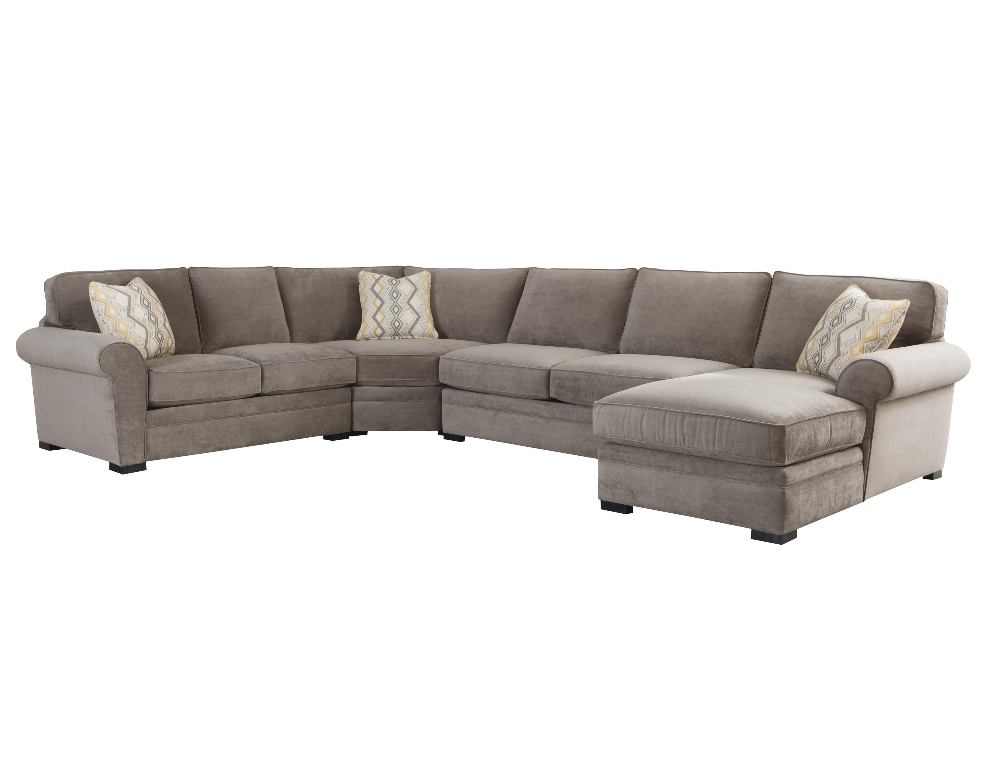 Jonathan Louis Choices - Orion Sectional - HomeWorld Furniture ...