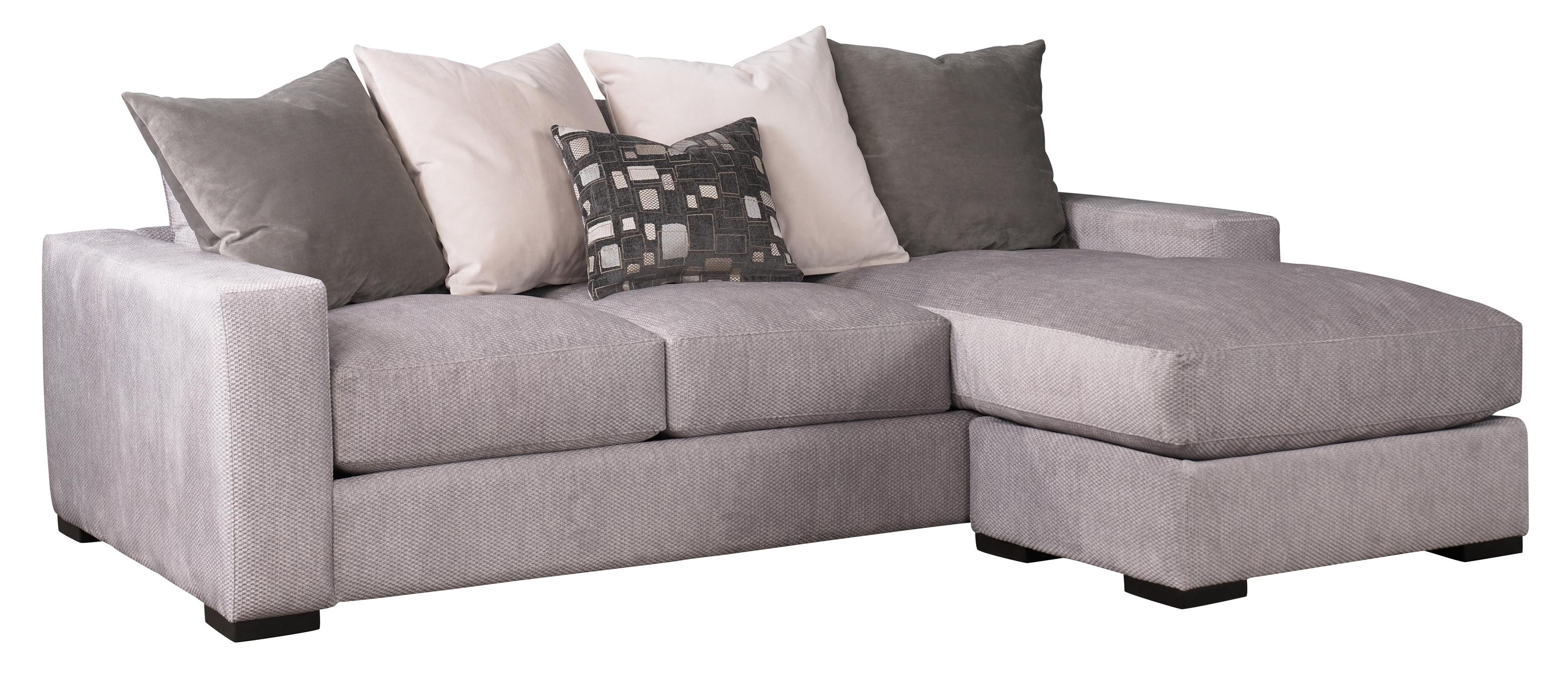 Jonathan louis lombardy 332 90a 90b contemporary sofa w for Divan vs chaise