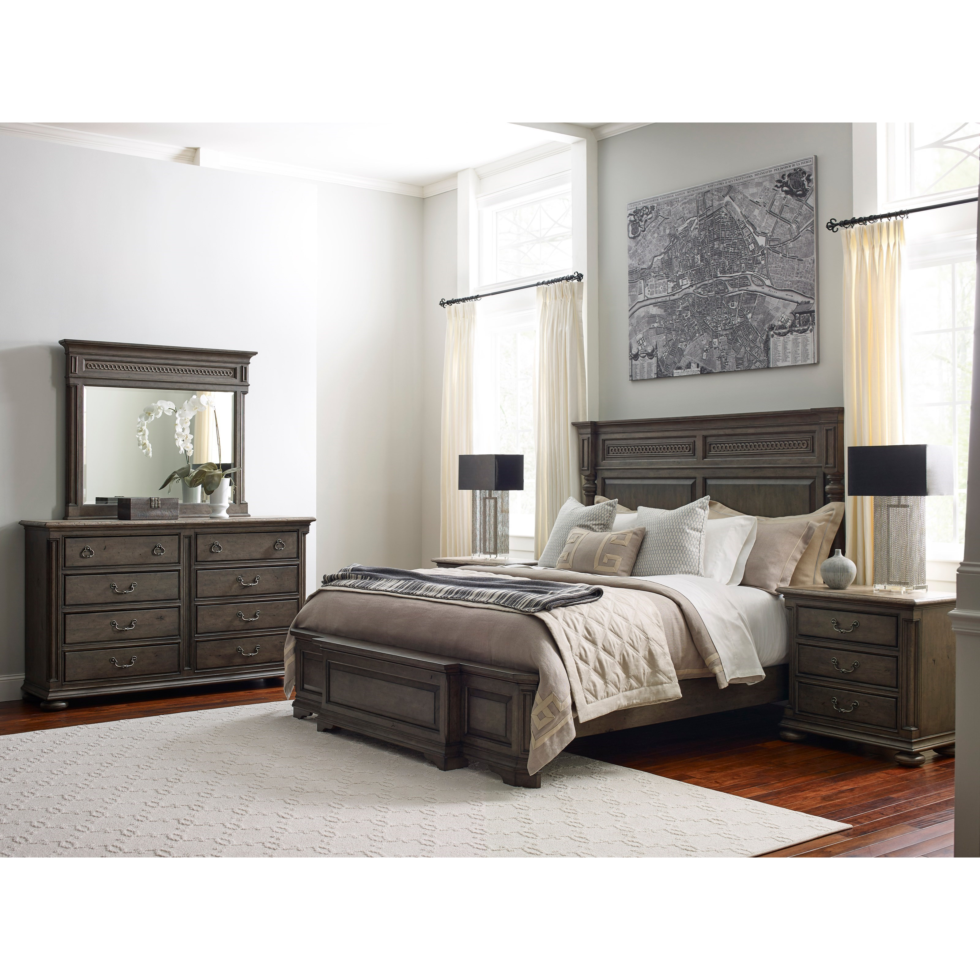 Kincaid Furniture Greyson Queen Bedroom Group Olinde 39 S