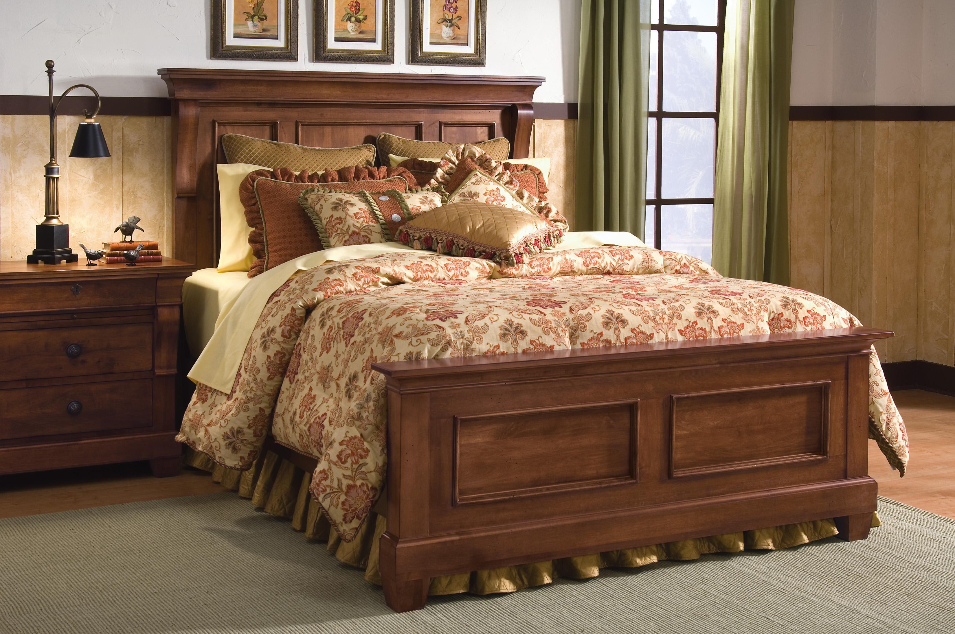 Kincaid furniture tuscano bedside chest johnny janosik for Kincaid american journal bedroom furniture