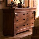 Kincaid Furniture Tuscano Bedroom Dresser With 8 Drawers Bigfurniturewebsite Dressers