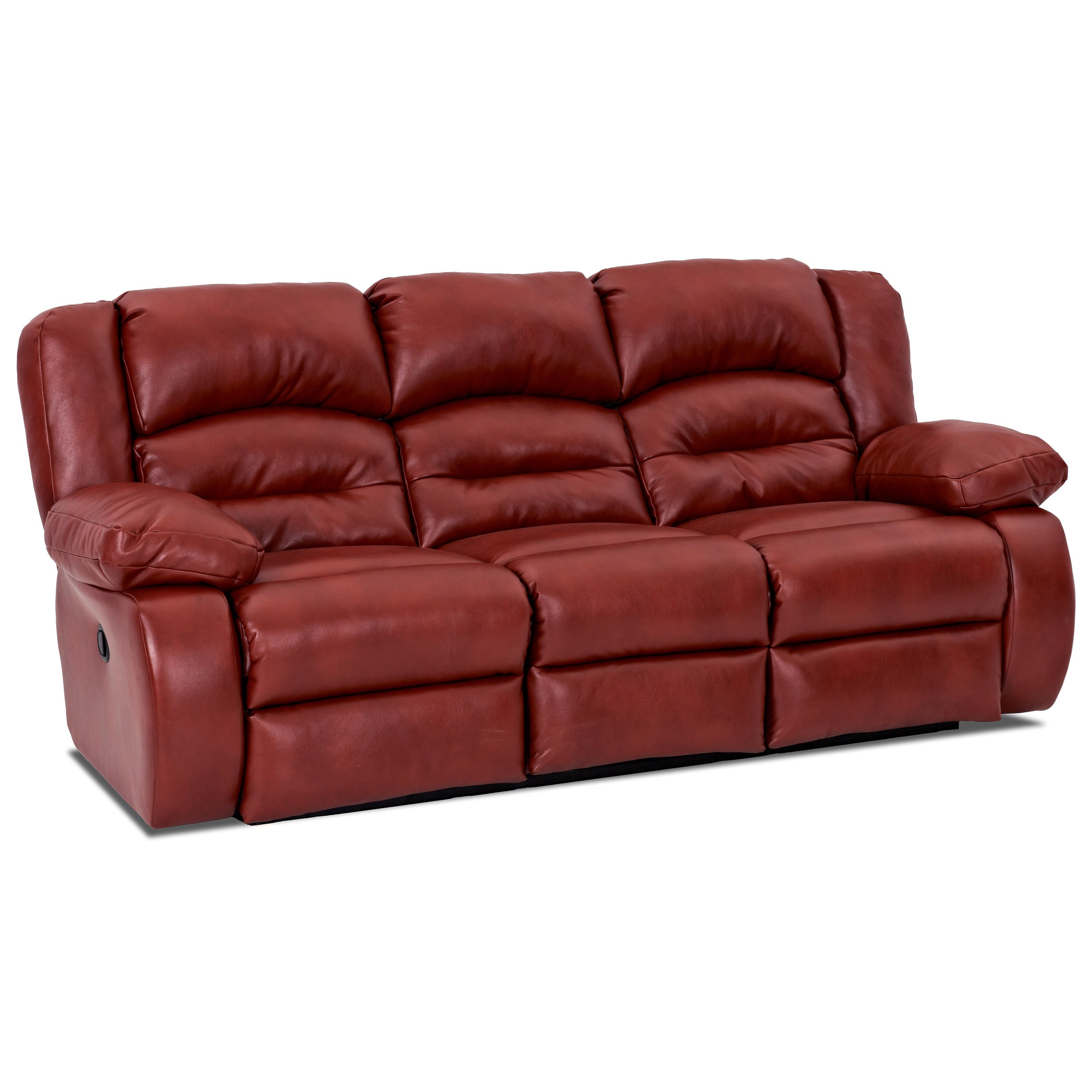 Klaussner austin casual power reclining sofa miskelly for Sofa 3 cuerpos casanova austin