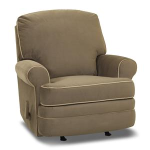 Klaussner Belleview Rocking Reclining Chair Johnny