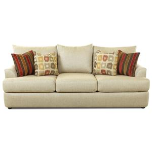 Elliston Place Findley Sectional Sofa With Left Side