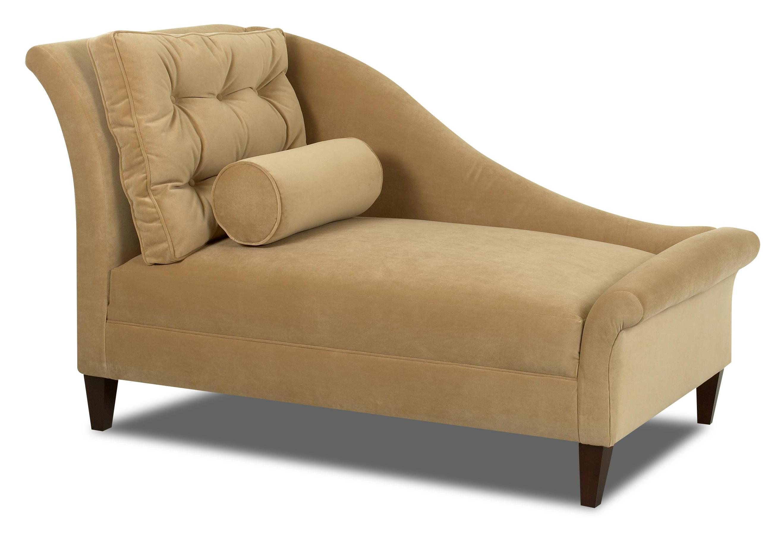 Elliston place chairs and accents lincoln accent chaise for Chaise 3 places