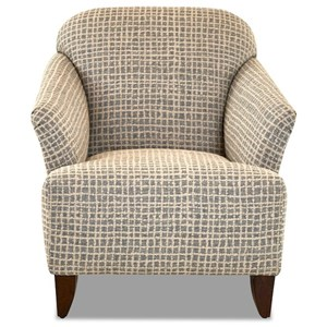 Klaussner Chairs And Accents Rocco Accent Chair And
