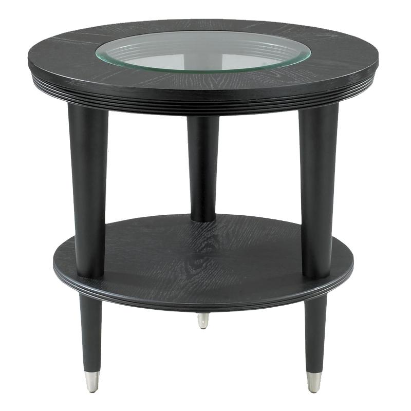 Ontario contemporary round end table morris home end table Morris home furniture hours