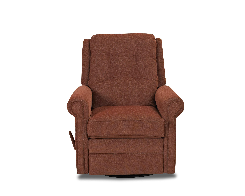 Manual Swivel Rocking Reclining Chair