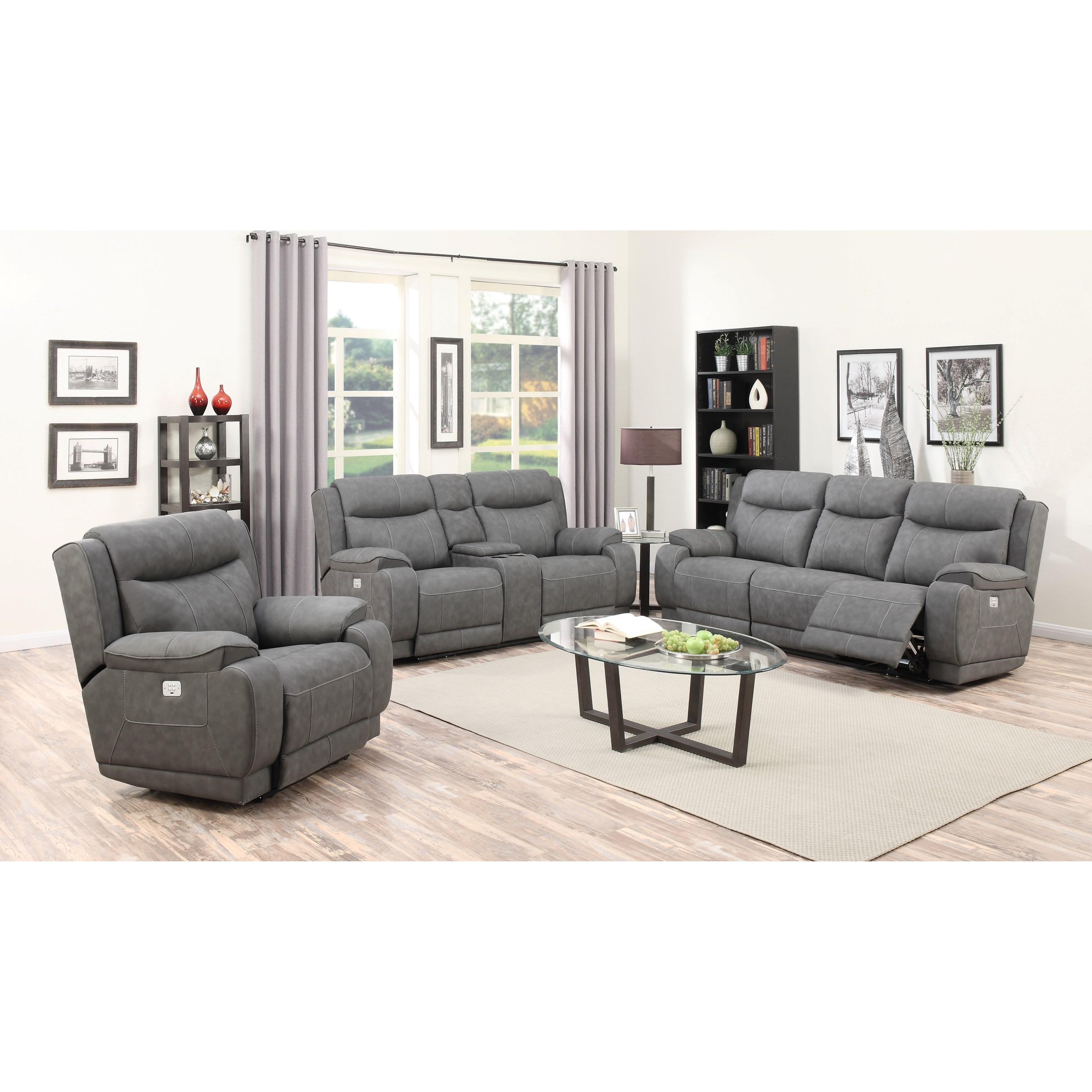 Klaussner international humphrey us reclining living room for Living room furniture groups