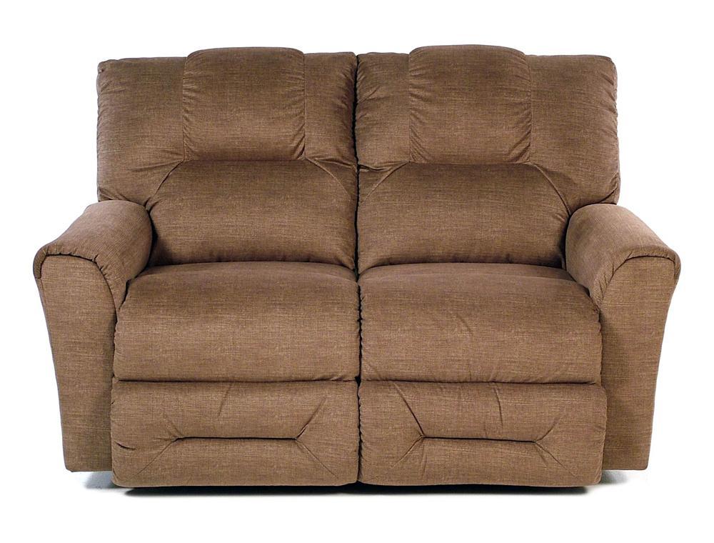 La z boy camden casual la z time full reclining loveseat for Easton 2 motor massage heat rocker recliner