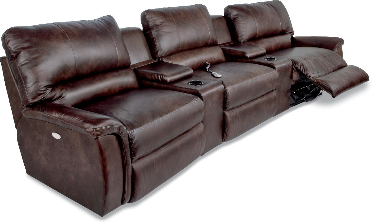 la z boy aspen five piece power reclining home theather group great