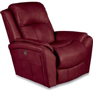 La z boy furniture at sparks homestore home furnishings for Easton 2 motor massage heat rocker recliner