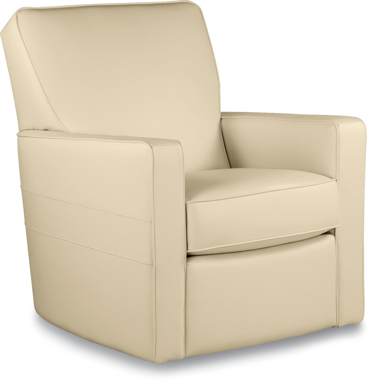 La Z Boy Chairs Midtown Contemporary Swivel Glider Chair