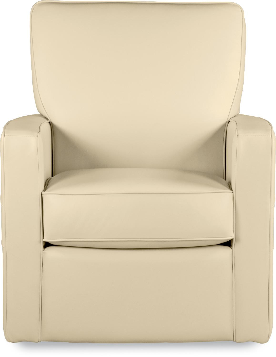 Chairs Midtown Contemporary Swivel Glider Chair by La Z