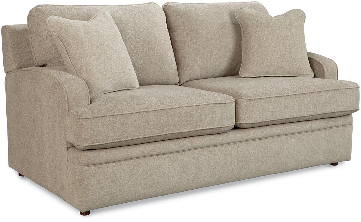 La z boy diana transitional supreme comforttm full sleep for La z boy sectional sleeper sofa