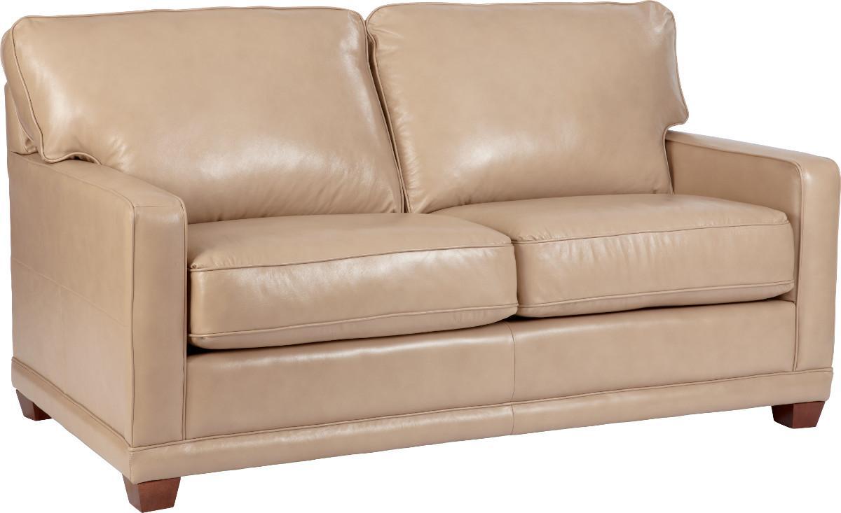 la z boy kennedy transitional apartment size sofa godby. Black Bedroom Furniture Sets. Home Design Ideas