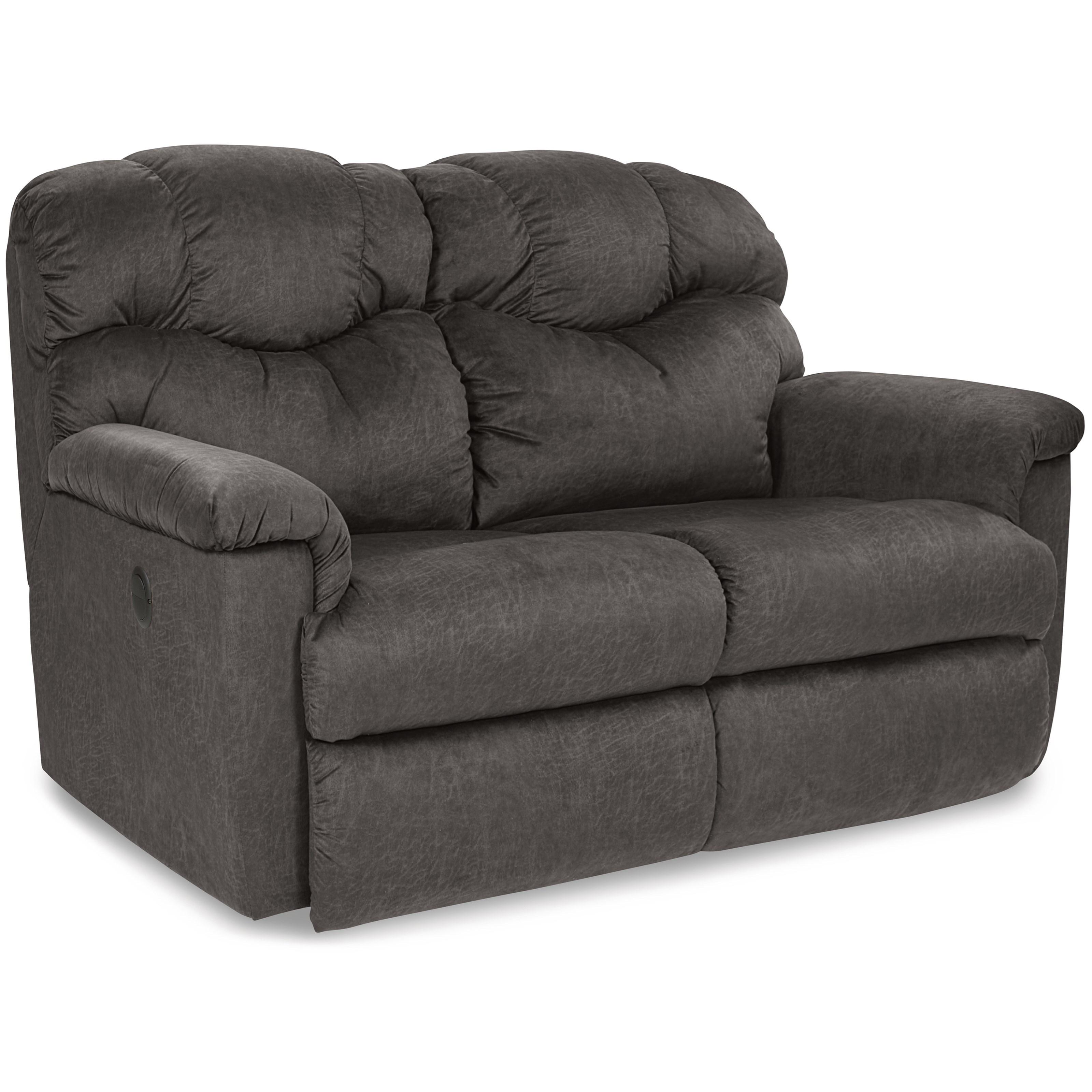 la z boy lancer power la z time full reclining loveseat. Black Bedroom Furniture Sets. Home Design Ideas