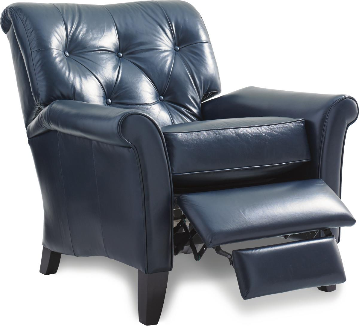 La Z Boy Recliners Thorne High Leg Recliner With Tufted