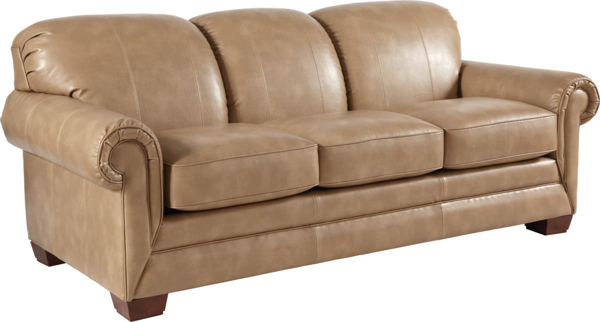 La z boy mackenzie premier supreme comforttm queen sleep for La z boy sectional sleeper sofa