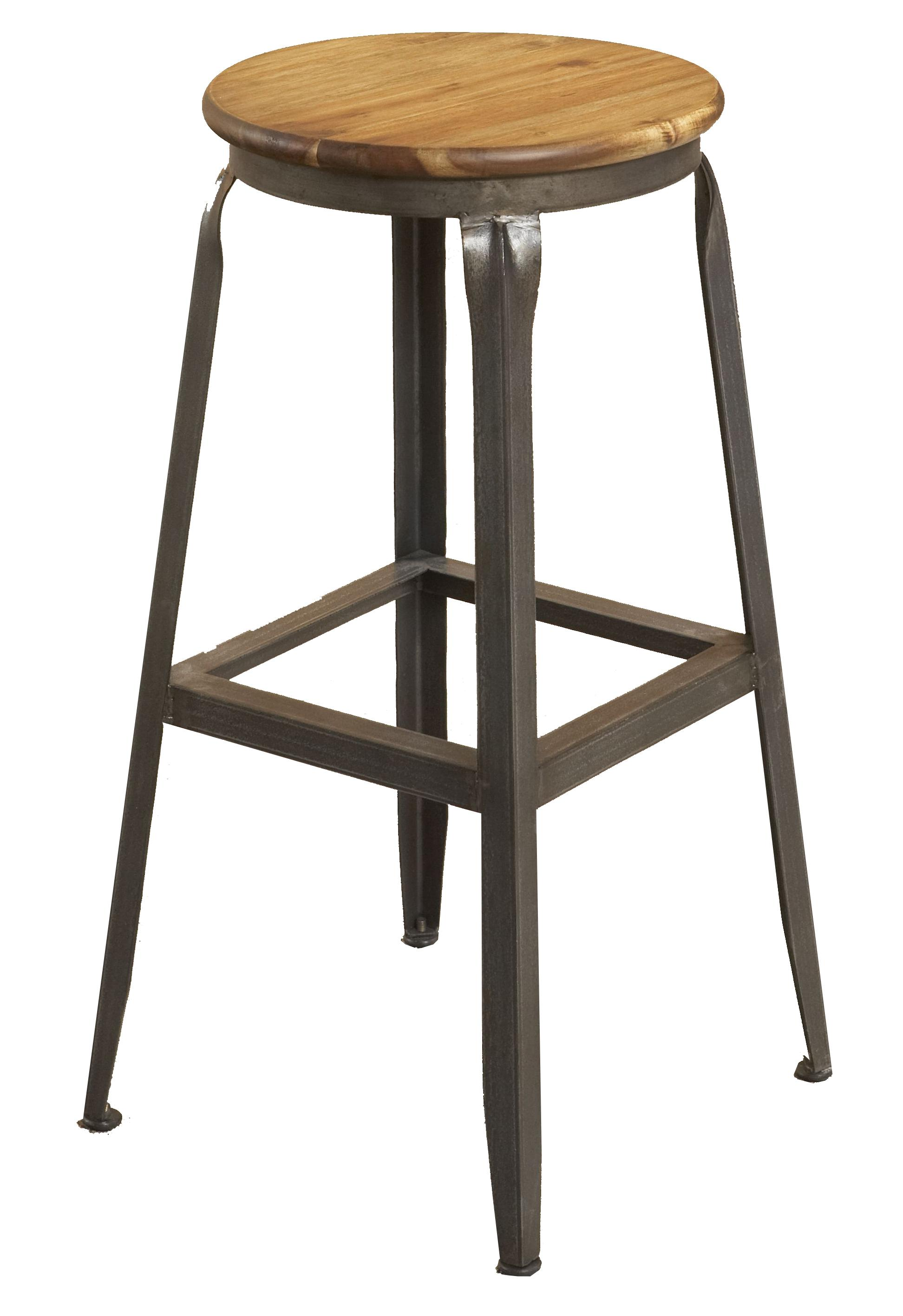 Largo abbey 24 backless counter height stool olinde 39 s for Bar stool height