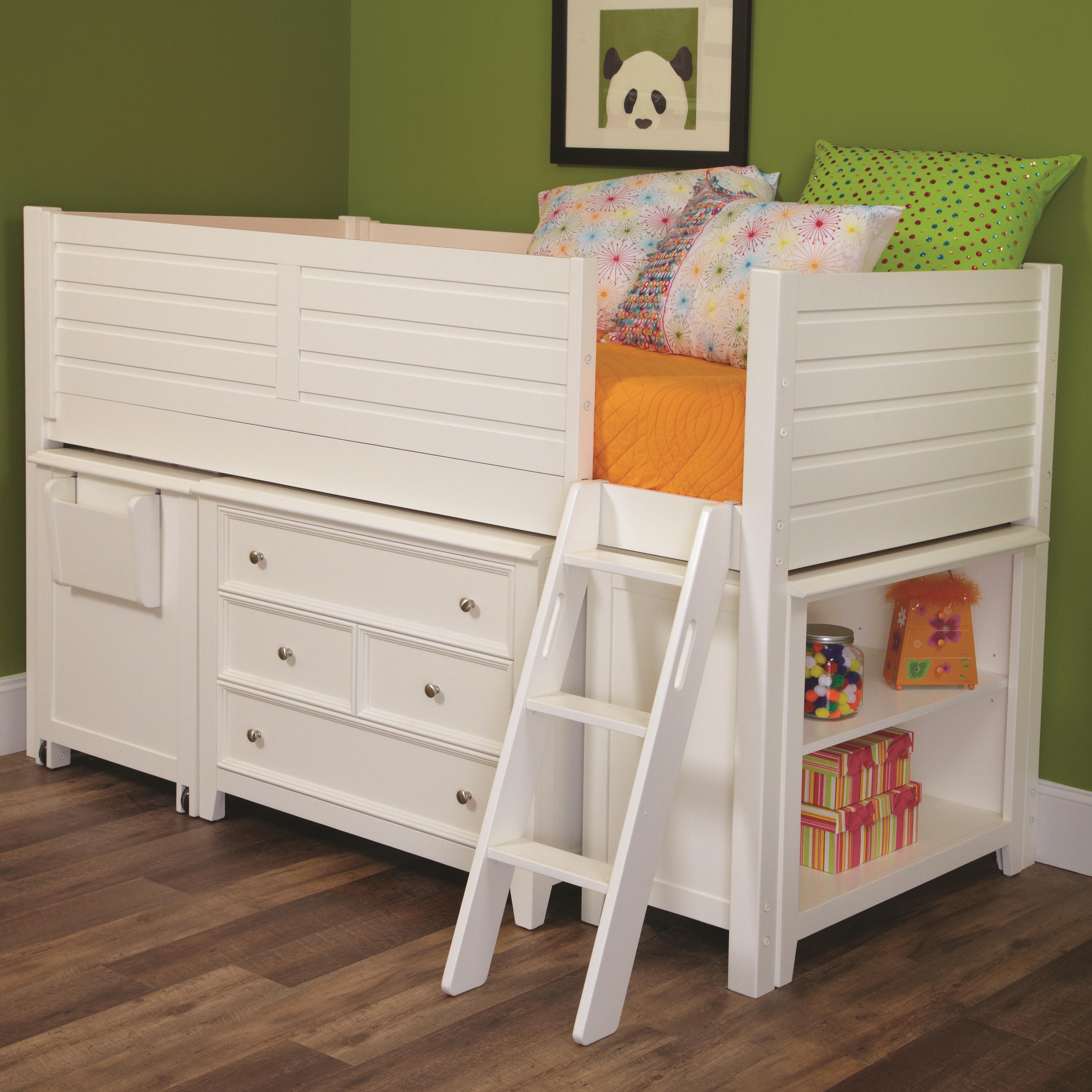 Dresser drawer smithville bestdressers 2017 for Loft net bed