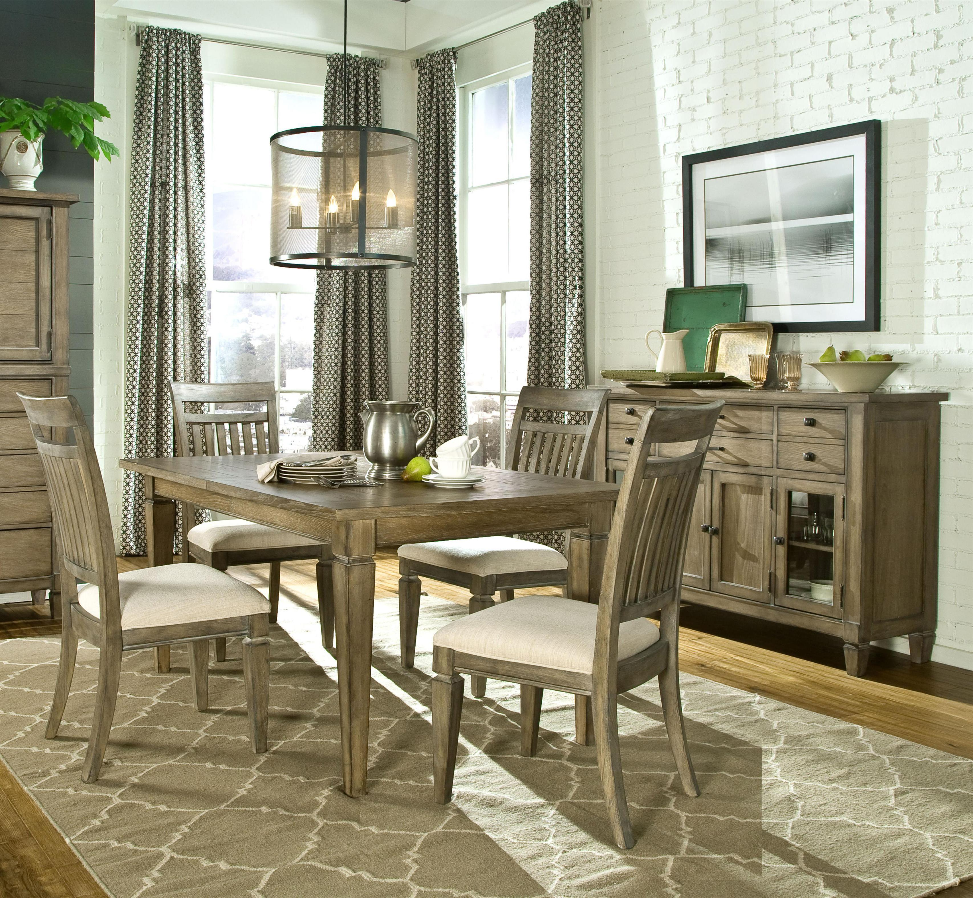 casual dining room group olinde 39 s furniture casual dining room