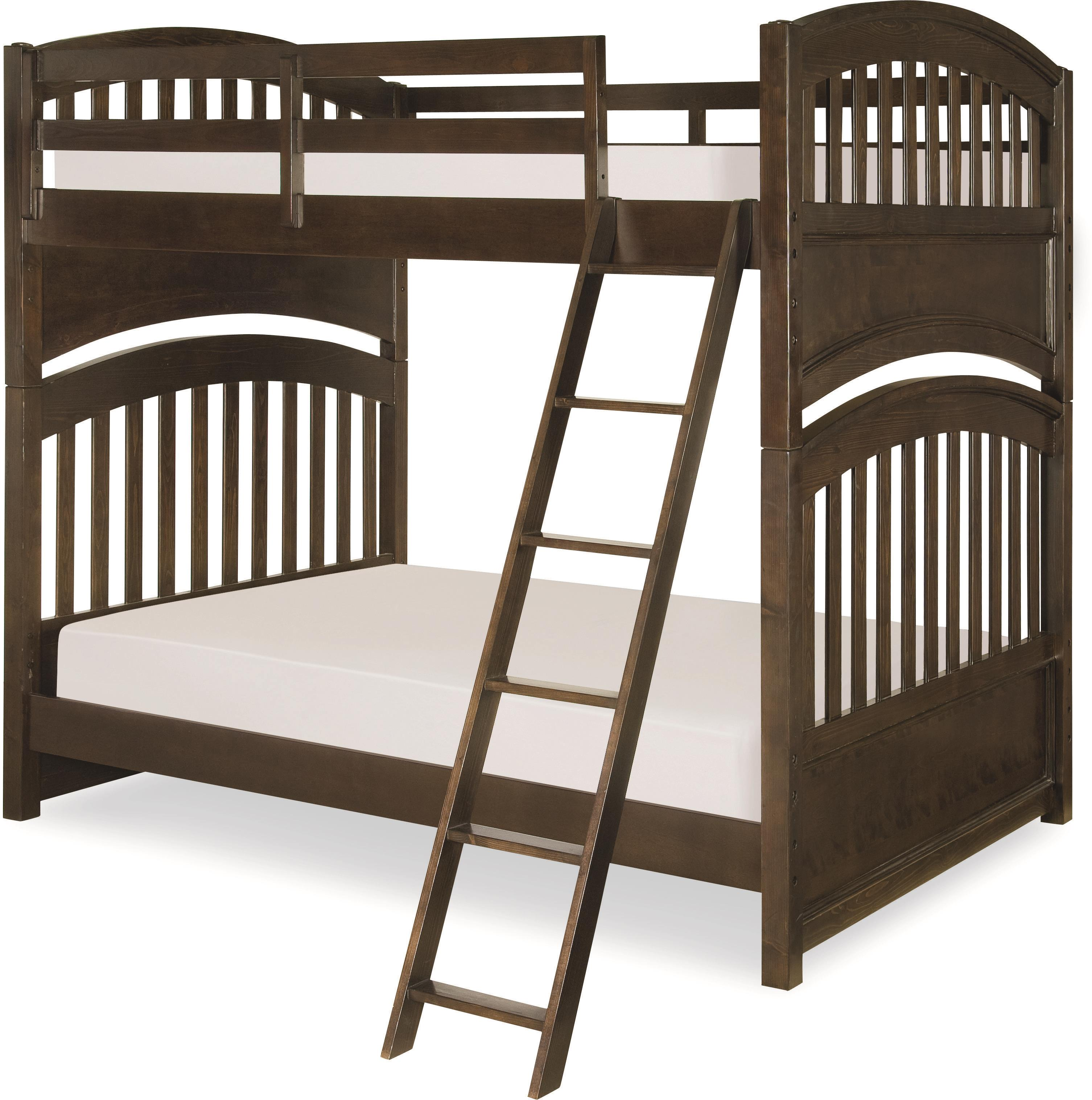 Legacy classic kids academy 5810 8150k full over full bunk for Legacy classic bed
