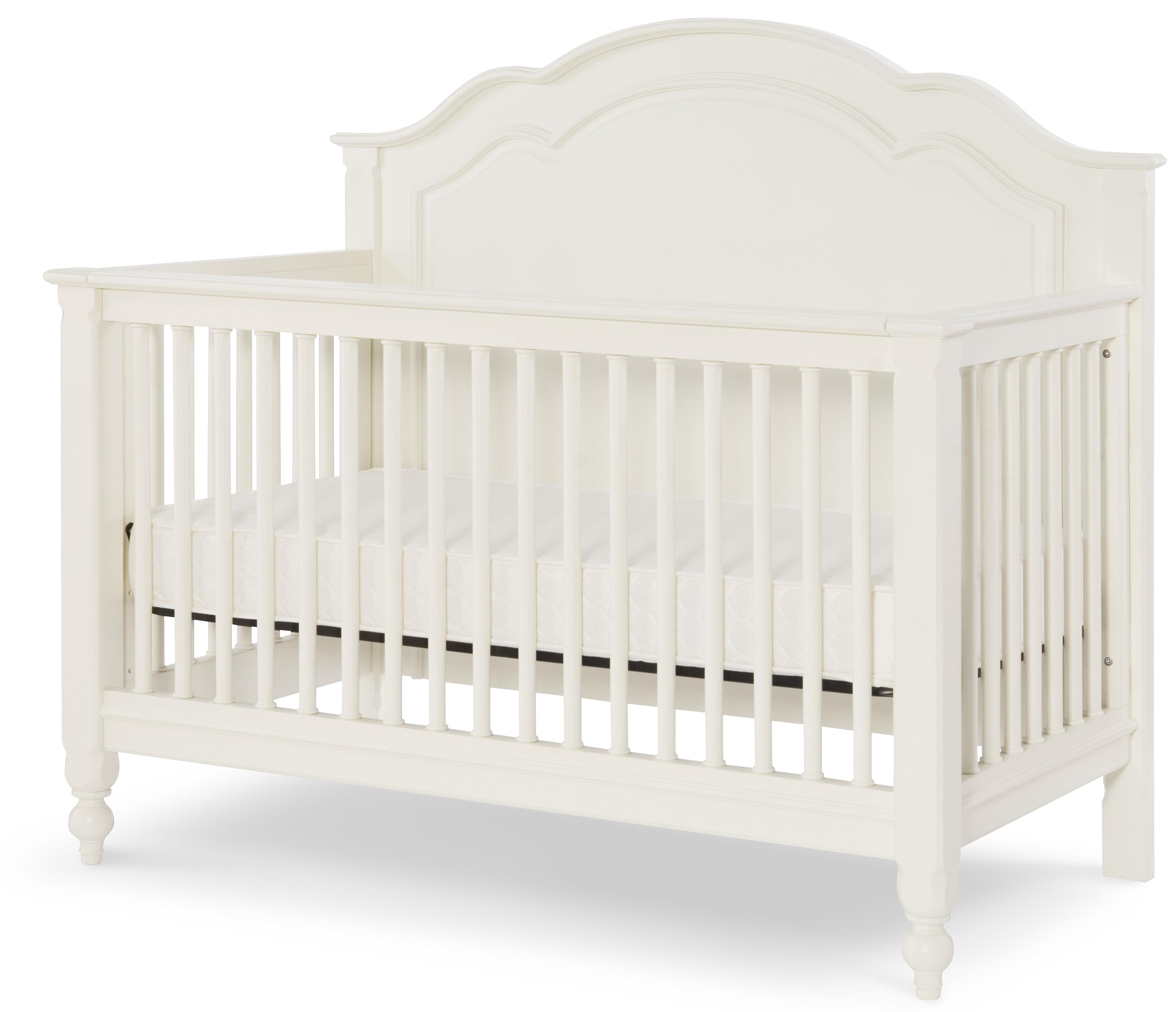 Legacy classic kids harmony grow with me convertible crib for Legacy classic bed