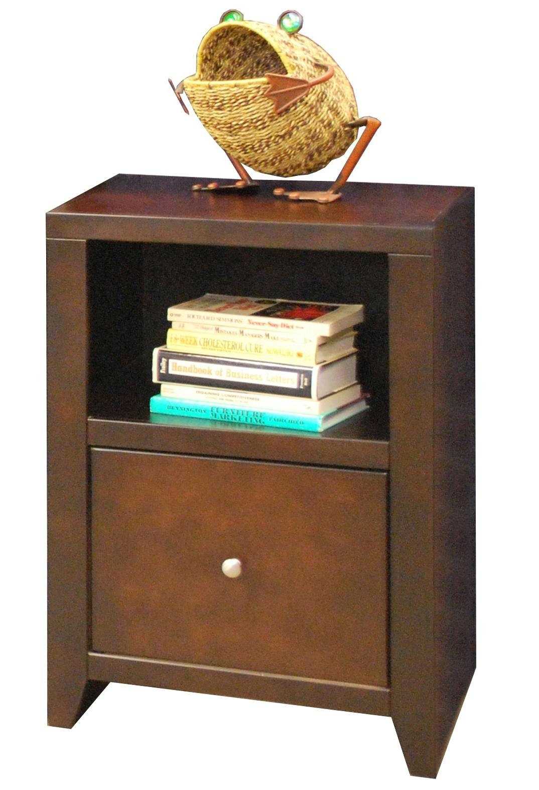 Legends furniture urban loft ul6803 moc one drawer file for Urban furniture
