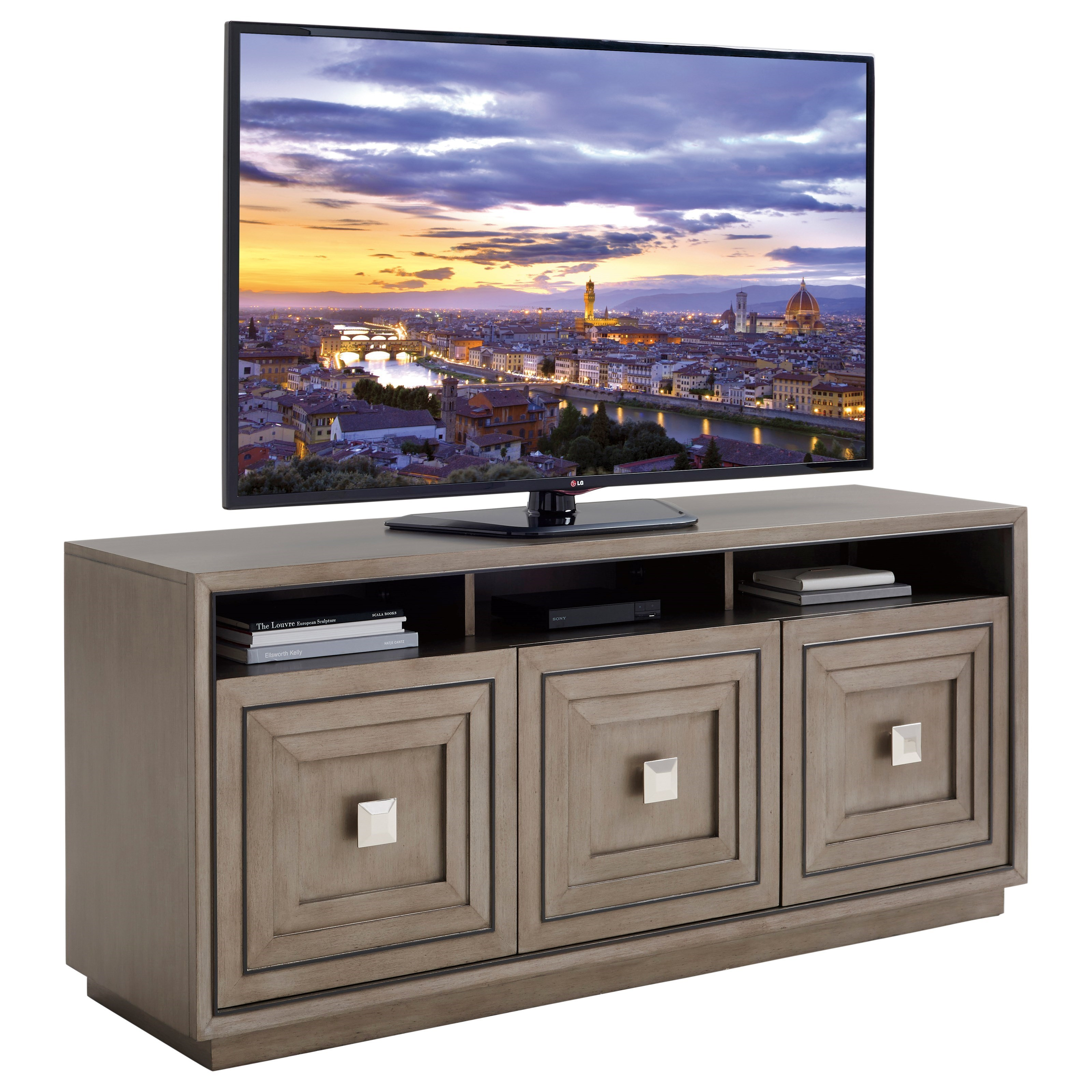 Lexington Ariana 732 907 Basel Media Console With Wire