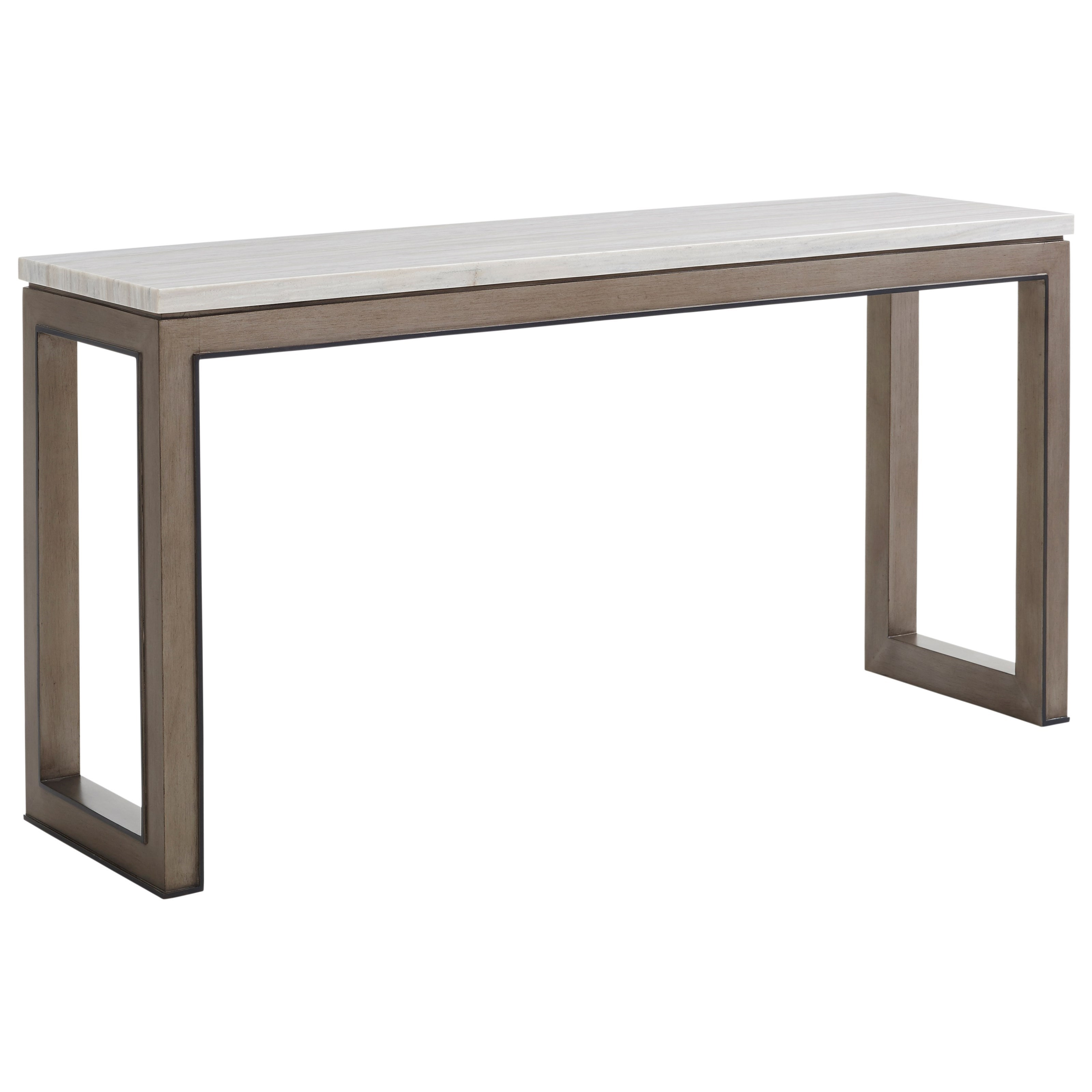 Lexington Ariana 732 966 Vernay Console Table With Marble