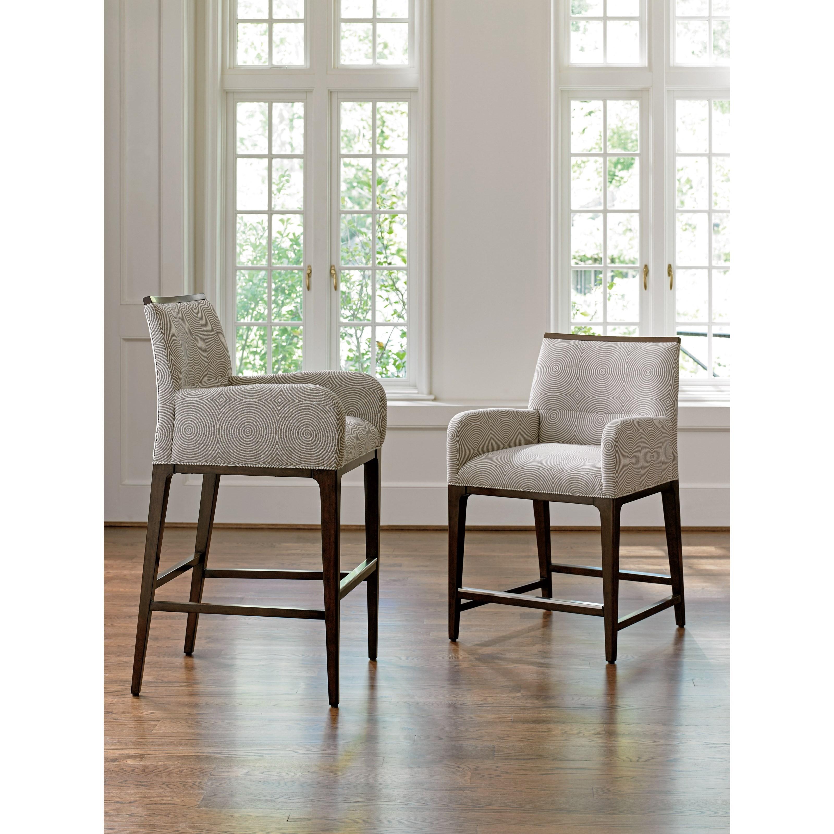 ... Counter Stool in Custom Fabrics - Jacksonville Furniture Mart - Bar