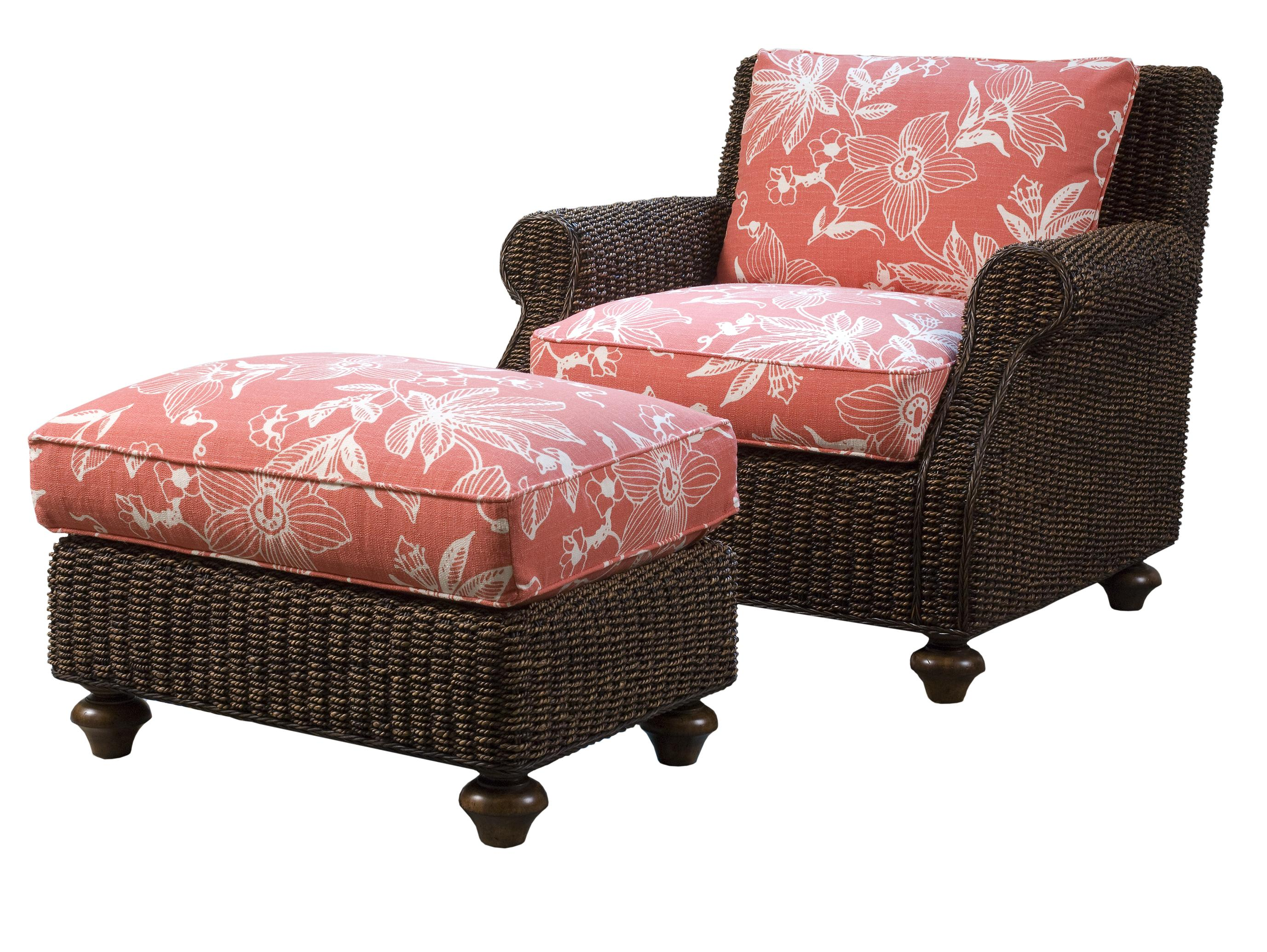 Lexington Lexington Upholstery 7325 11 Nick Chair Loose Back Water Hyacinth Chair Baer 39 S