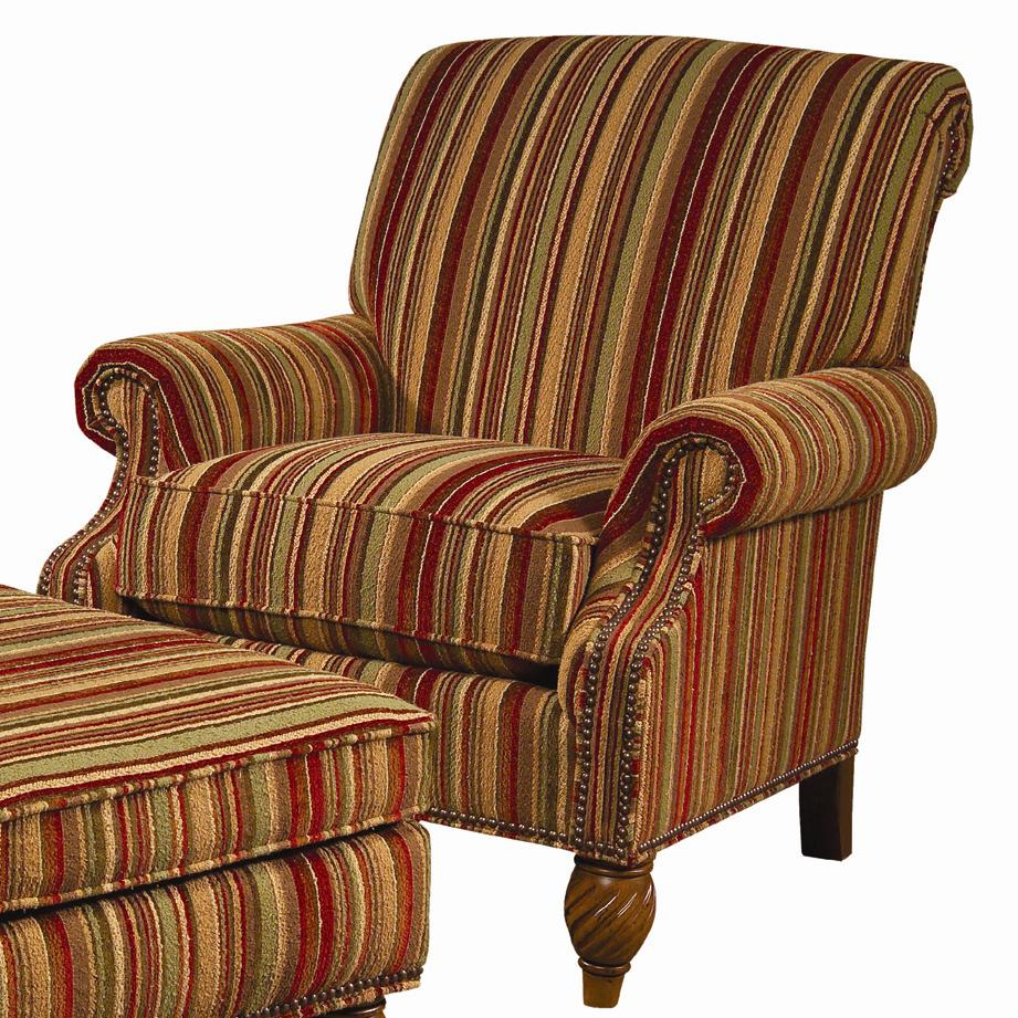 Lexington Lexington Upholstery Wallace Upholstered Chair And Ottoman Baer 39 S Furniture Chair