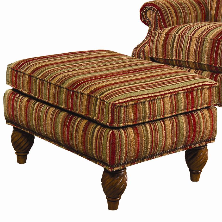 Lexington lexington upholstery wallace upholstered ottoman jacksonville furniture mart ottomans Lexington home brands outdoor furniture
