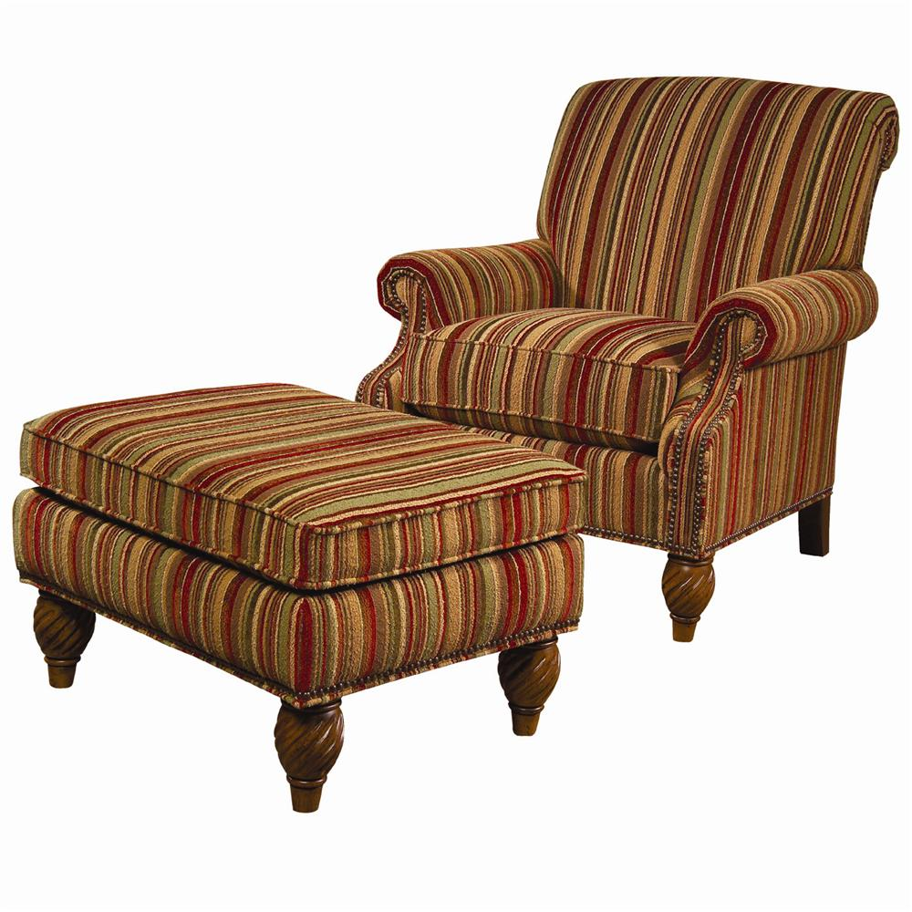 Lexington Lexington Upholstery 7870 44 Wallace Upholstered Ottoman Baer 39 S Furniture Ottomans