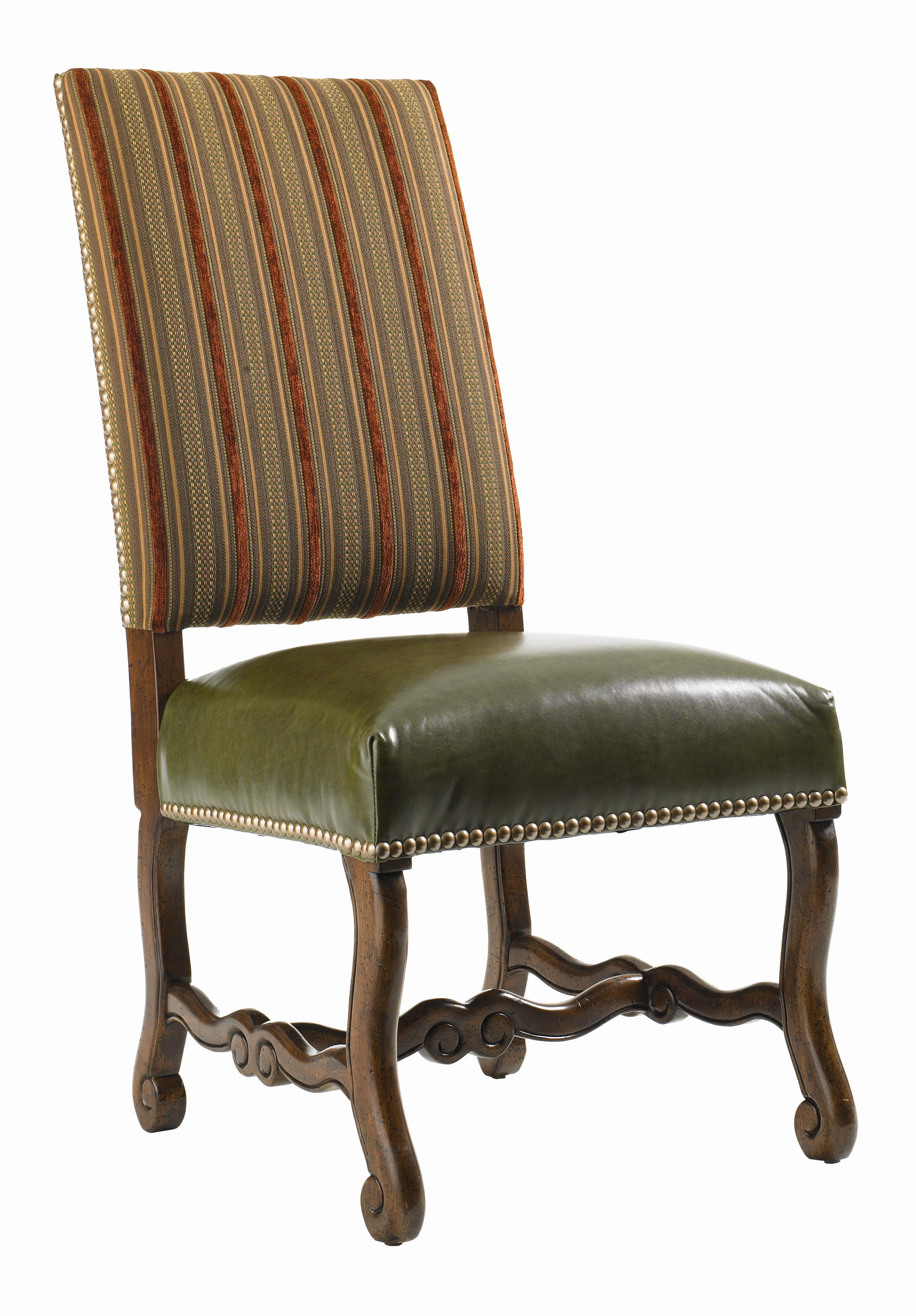 Lexington Lexington Leather Ll1612 12 Camden Tight Back Dining Side Chair Baer 39 S Furniture