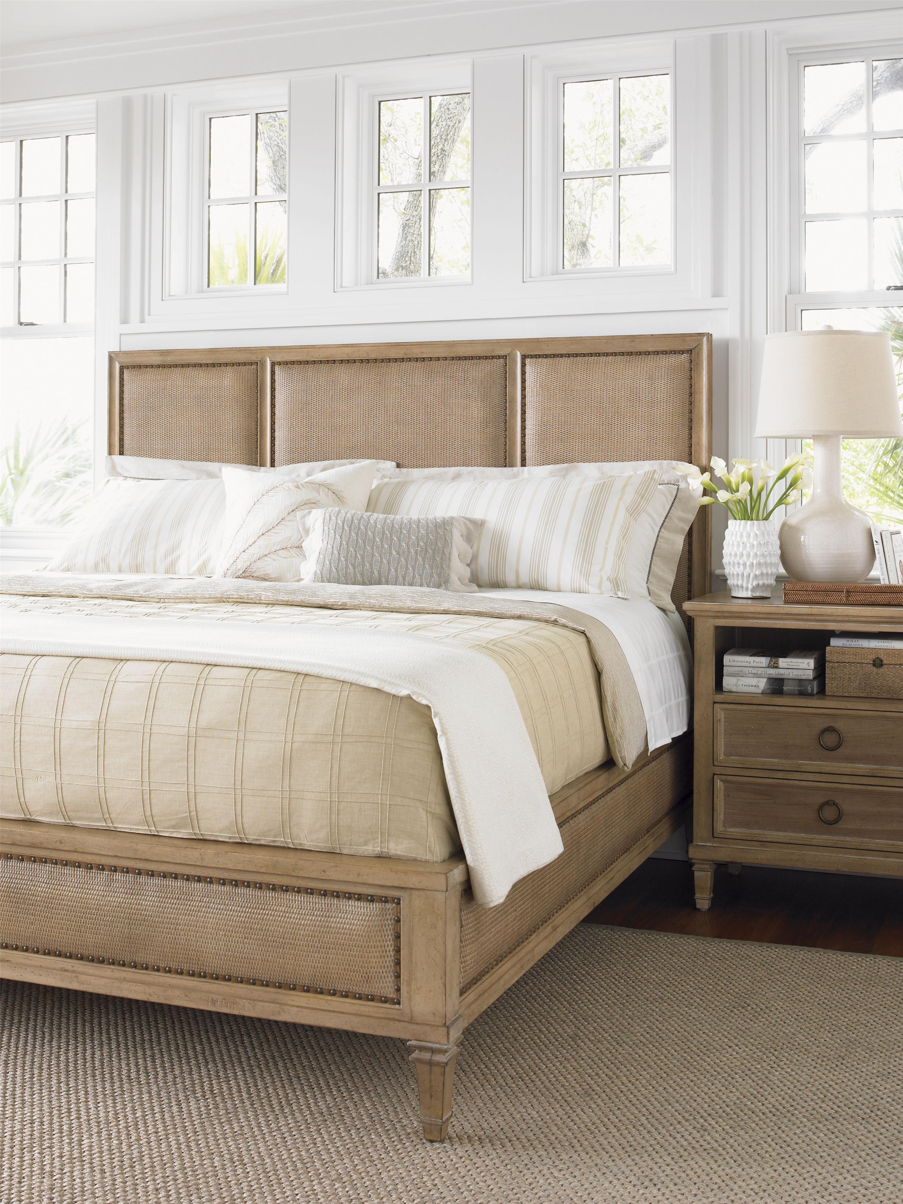 Lexington Monterey Sands 830 134c King Pacific Grove Bed Hudson 39 S Furniture Panel Beds