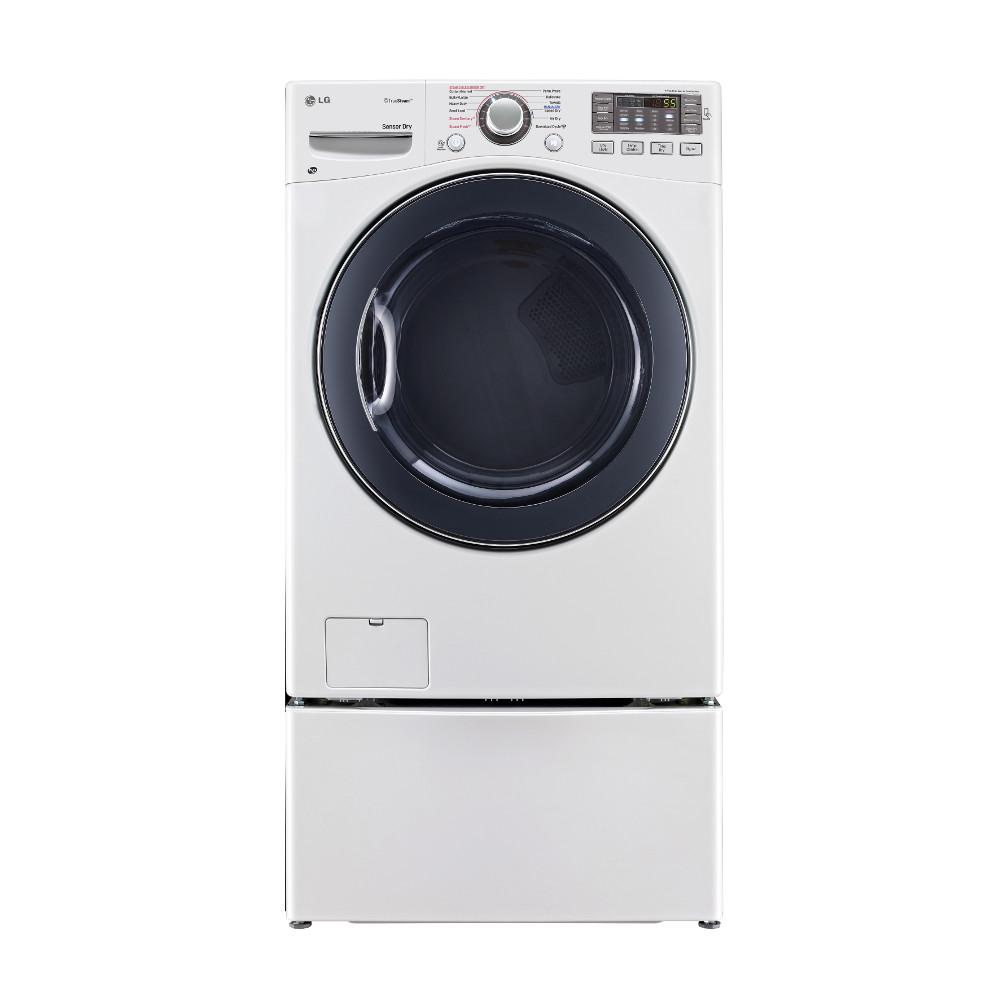 LG Appliances 7.4 Cu. Ft. Front-Load Electric Ultra Large ...
