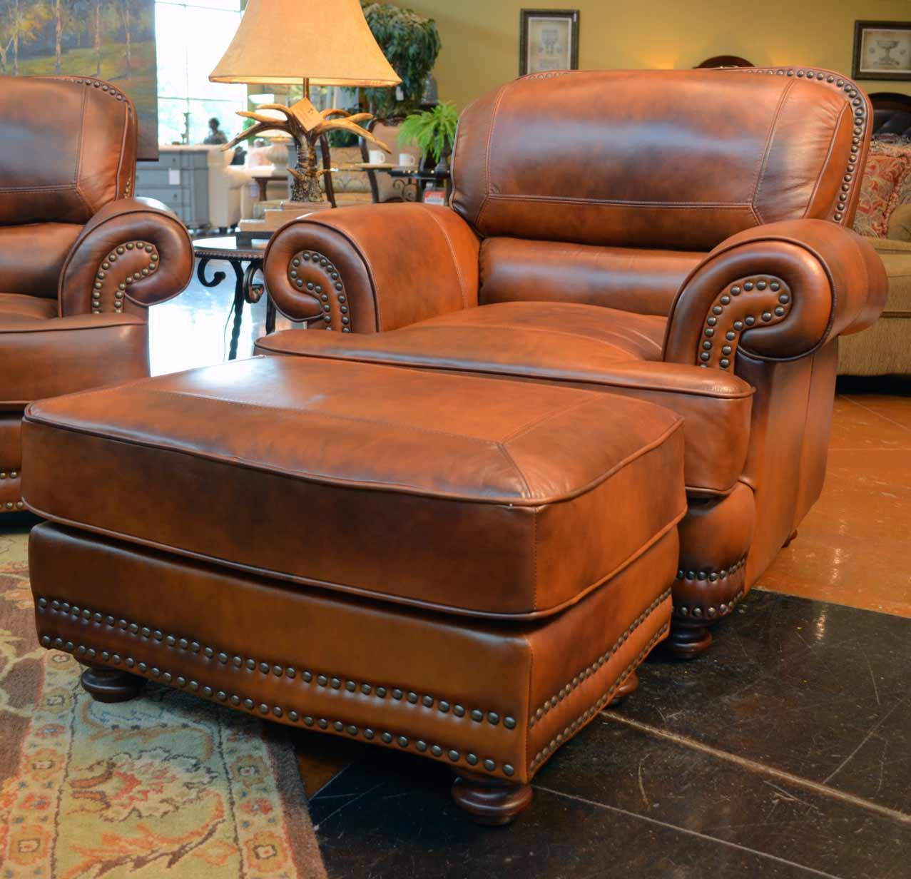 Lg Interiors Cowboy D6266 06 04234 Cowboy Leather Chair