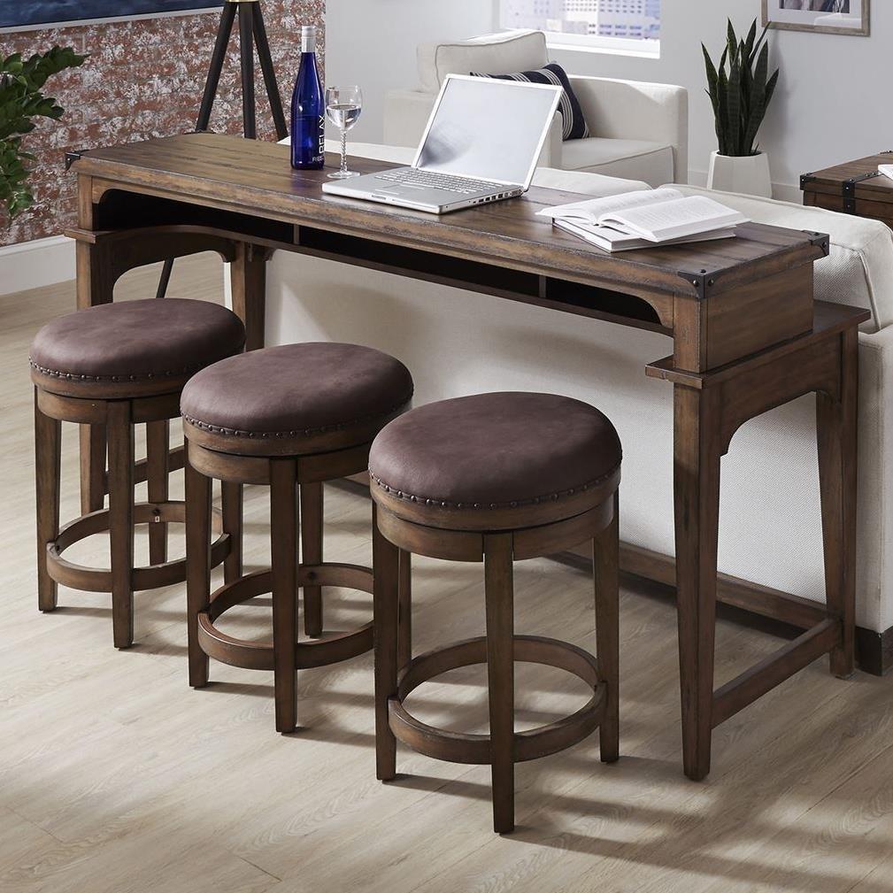 vendor 5349 aspen skies 416 ot7436 counter height sofa. Black Bedroom Furniture Sets. Home Design Ideas
