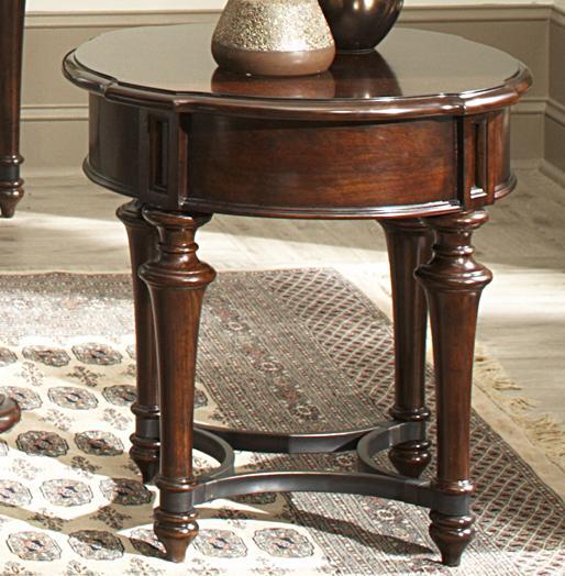 Liberty furniture kingston plantation 720 ot1021 round end for Furniture kingston