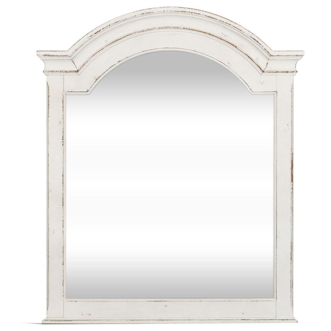 Magnolia Manor Mirror by Sarah Randolph Designs at Virginia Furniture Market